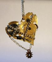 Steampunk pendant 3 by TheCraftsman