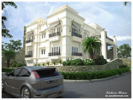 Kishore House by dejunz