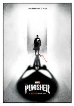 The Punisher by Bryanosaurus777