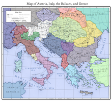 Kaiserreich-The Former Empire of Austria-Hungary by WewLad11