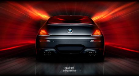 BMW M6 by husseindesign
