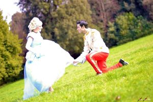 Christopher And Cinderella 2 by Sho-Cosplay