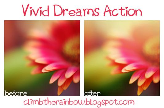 vivid dreams action by Laura1995