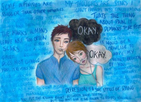 The Fault In Our Stars by fatpear