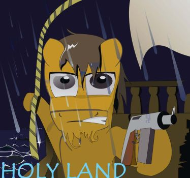 Holy Land Story Cover 2 by eldrde