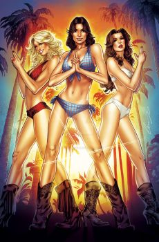 Charlie's Angels 1 by Elias-Chatzoudis