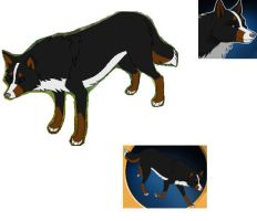 Wolf Breedable by Charmmer
