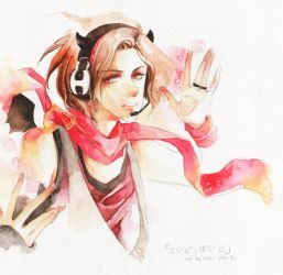 HYDE :: Haidoppoid by BlueMarina