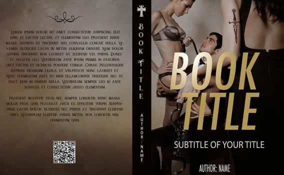 Premade Cover Book 11 by marcosnogueiracb