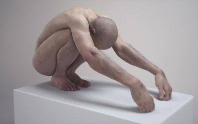 Final Ron Mueck Tribute by mmodarres