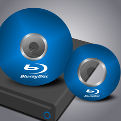 IconTexto Blu-ray Discs by IconTexto