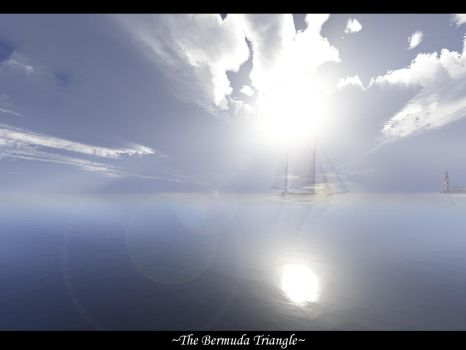The Bermuda Triangle by radiances