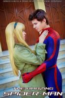 You're my path - Gwen Stacy - Spiderman by Pinkie-Bunny-Cosplay