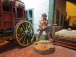 Fort Griffin Stagecoach Driver by JordanGreywolf