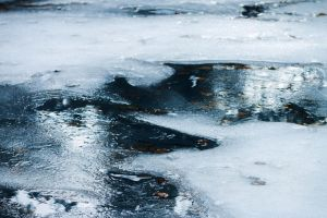 Ice Waters by Luqara