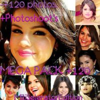 MEGA PACK de Selena Gomez by MiliSelenatorEdition