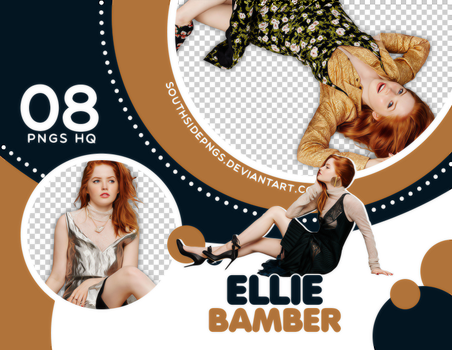 Png Pack 3650 - Ellie Bamber by southsidepngs