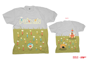 UTGP 2017 Uniqlo x Nintendo entry - Pikmin by GoshaDole