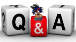 Q And A by DarkrowTheHedgelynx