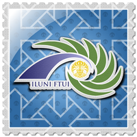 Logo - Stamp Ornament - Iluni  FTUI by nurwijayadi