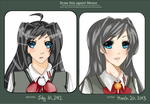 Hs101-before And After by Miivei