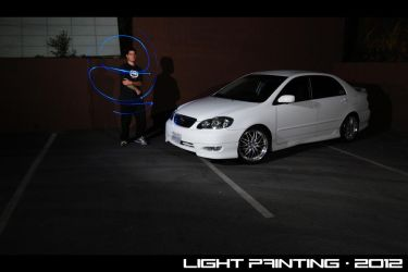 Light Painting by dailybread5