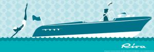 Riva YAcht by Coolgraphic