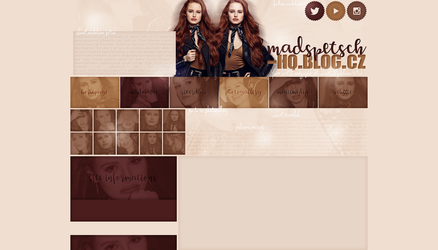 Non-Ordered Layout ft. Madelaine Petsch #2 by Kate-Mikaelson
