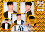 [PNG PACK #757] Lay - EXO (LOVE PLANET) by fairyixing