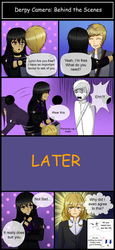 (Proxy OCs) Derpy Camera: Behind the Scenes by L0ra2