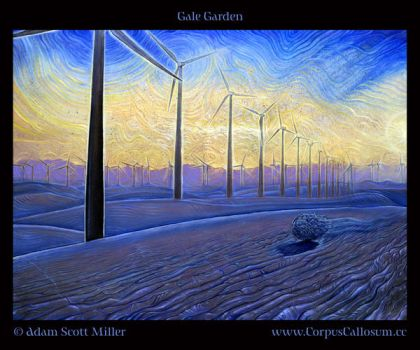 Gale Garden by Adam-Scott-Miller