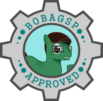 Bob Approved by Bobagsp