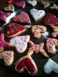Lovely Biscuits by ambaqua