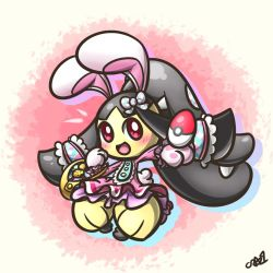 Easter Mawile by CRAZ1