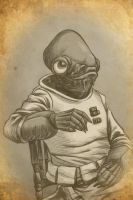 Admiral Ackbar by nguy0699