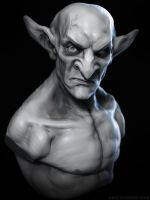 Goblin by CRYart-UK
