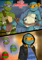 Male Pregnancy Ch5 by KameBoxer