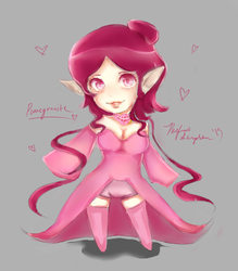 Pink Elf by Perfect-Simpleton