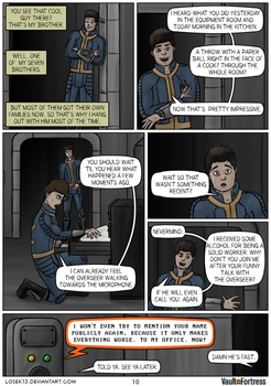 Vault Fortress - Page 9 by Losek13