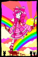 Bloody Pink by Sarun0