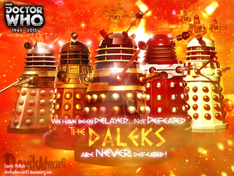 The Daleks are Never Defeated! by DevilsAdvocate92