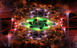 creative ligthing swirls by Andrea1981G