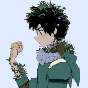 Healer || Midoriya Izuku x M!Reader by InsomniKing on DeviantArt