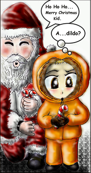 You was on Santa's good list by RIP-Kenny-McCormick