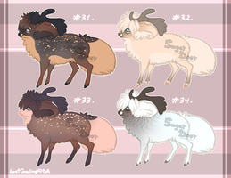 ||Sugar Deer - Tri-Payment Sale+Offer! - Closed|| by LostGosling