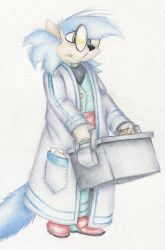 Tailz with a Box by Tailz-Silver-Paws