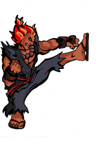 Akuma by filipeG