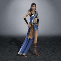 Final Fantasy XIII Fang by ArmachamCorp