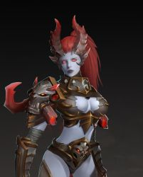 Demoness by A-Sloudi