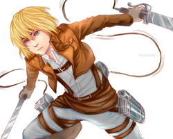Armin by Mootecky